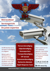 Flyer KM Security